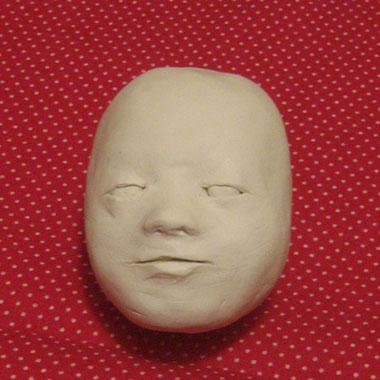 A head!