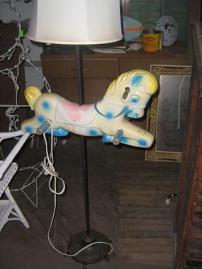Ponylamp