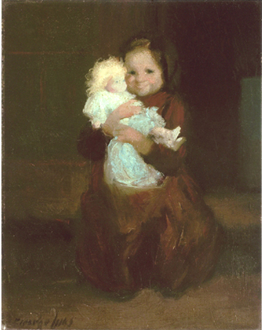 Luks_child_with_doll
